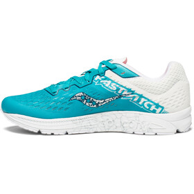 saucony Fastwitch 8 Shoes Women Tea/White
